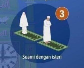Kedudukan Imam Dan Makmum Dalam Solat Berjemaah Di Rumah
