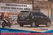 Aksi Penghentian Pembongkaran Bangunan Oleh Imam Wahyudi CS Berujung Somasi