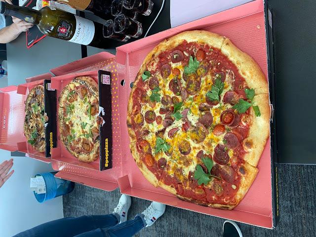 pop pizza midvalley
