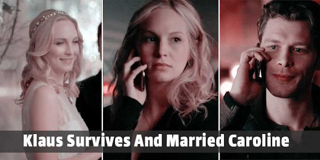 The Vampire Diaries: 5 Things would have happened if Caroline And Klaus Ended up Together