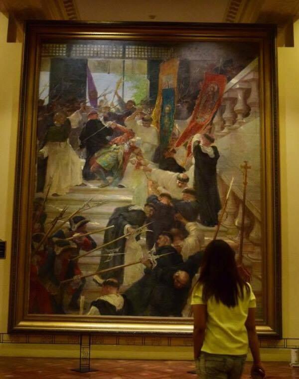 Philippine National Museum : National Art Gallery - Travel