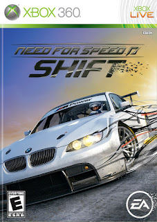 Need for Speed SHIFT (X-BOX360) 2009