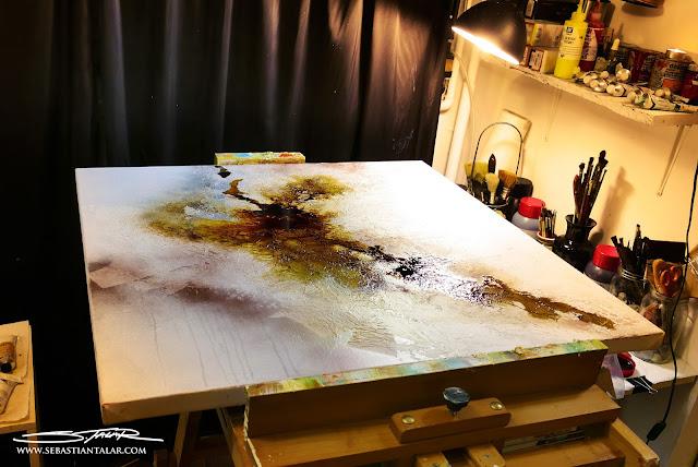 obrazy olejne, obraz abstrakcyjny, gdzie kupić obraz