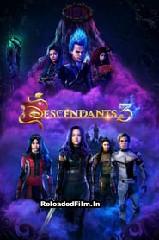 Descendants 3 (2019) Full Movie Download in Hindi 1080p 720p 480p