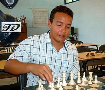 Lelys Martínez eliminó a Isán Ortiz en Final Nacional de ajedrez (m)