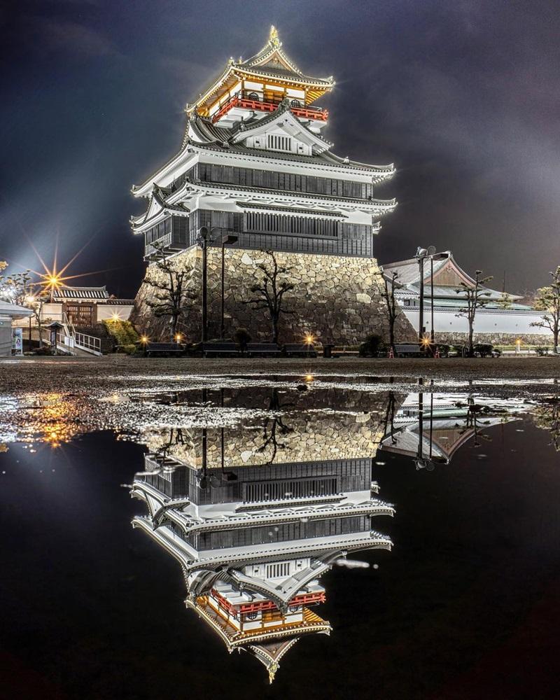 ปราสาทคิโยสึ (Kiyosu Castle: 清洲城)