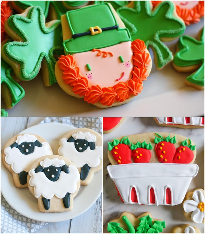 how to use a cupcake cookie cutter for other shapes