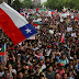 Exigen en Chile nueva constitución