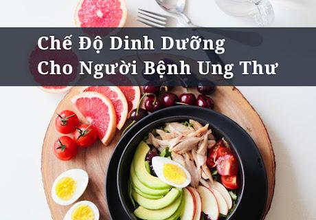 Nên tránh các món ăn không phù hợp với người mắc bệnh ung thư