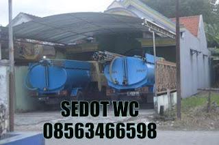 Sedot Wc Bareng Malang
