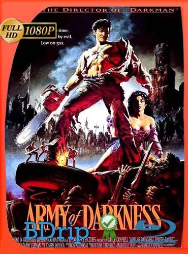 El ejército de las tinieblas (1992) 1080p BDRip Latino [GoogleDrive] SilvestreHD