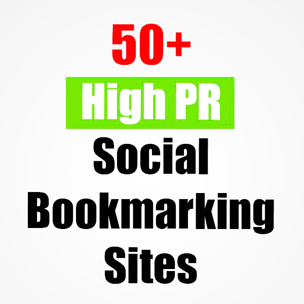 Top High Pr Social Bookmarking Sites List 2019