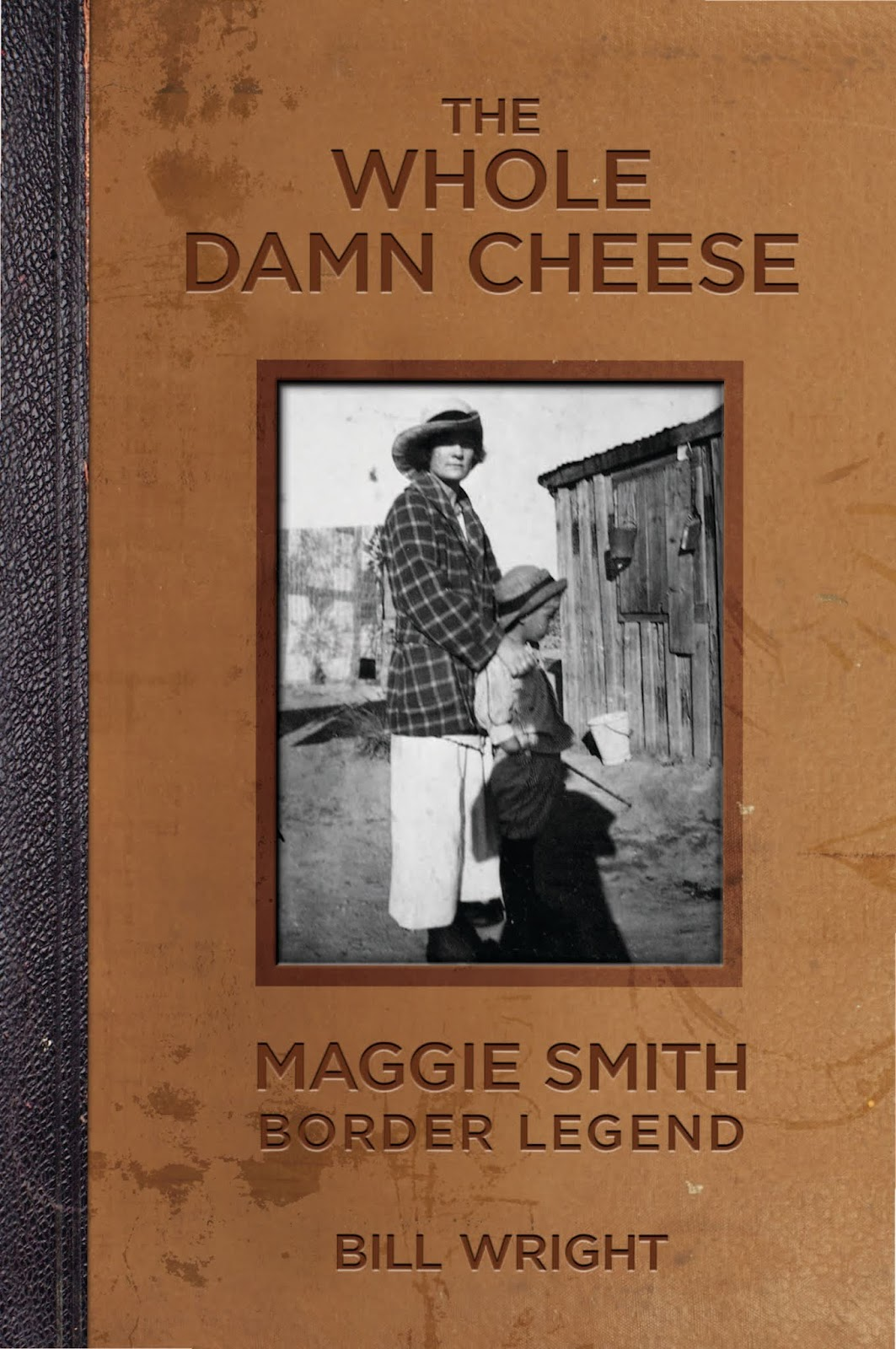 The Whole Damn Cheese book cover