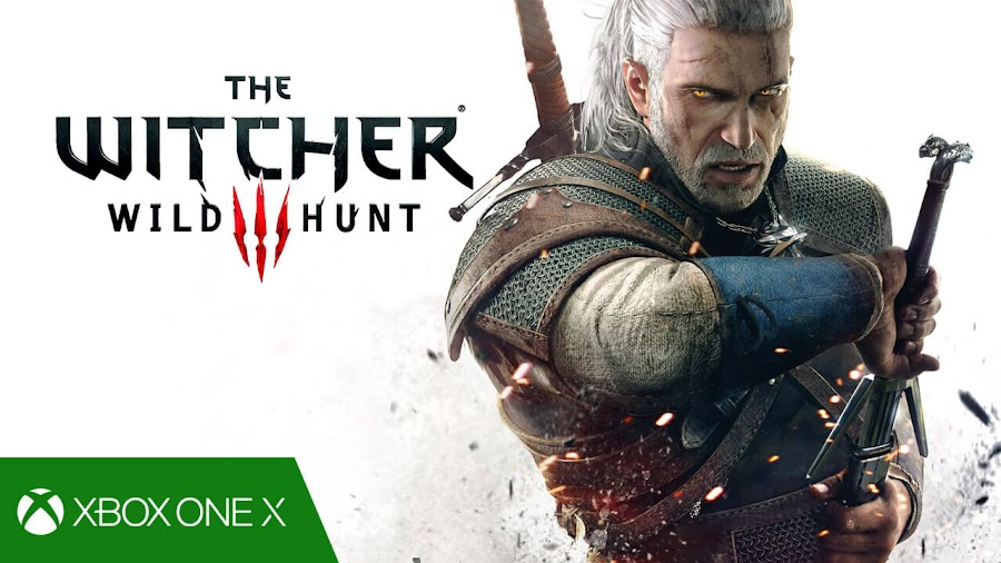the witcher 3 xbox one x