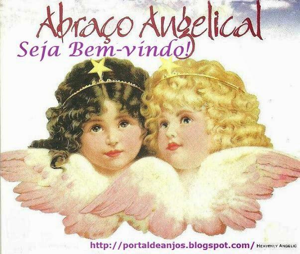 Abraço Angelical - Seja Bem-vindo!