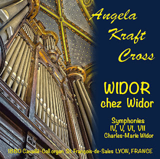 WIDOR chez Widor album cover image