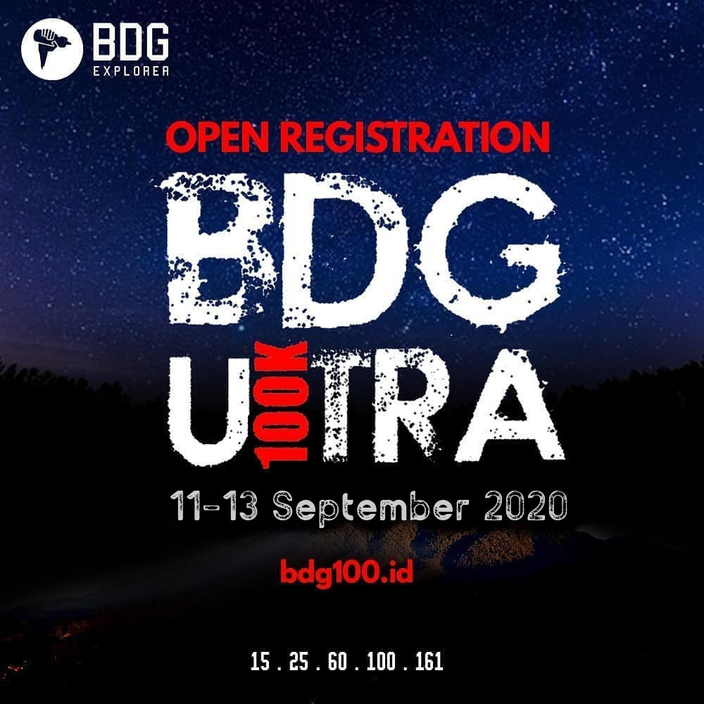 Bandung Ultra 100 • 2020
