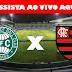 Assista ao vivo Coritiba x Flamengo