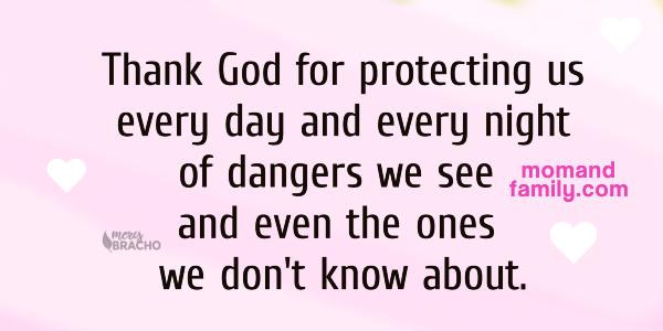 nice family protection prayer christian short mom prayer God care for my children