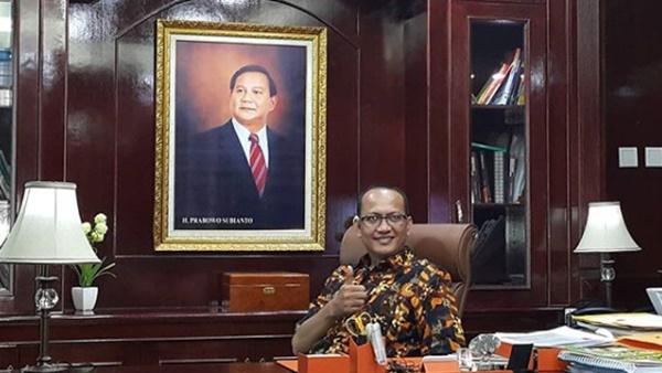 Eka Gumilar Ungkap 9 Alasan Pilih Prabowo