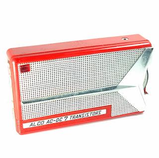 alco transistor radio