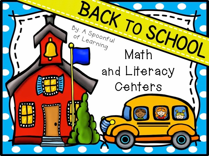 Back to School Centers!