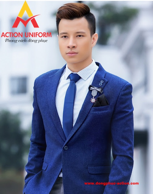 Vest nam thanh lịch