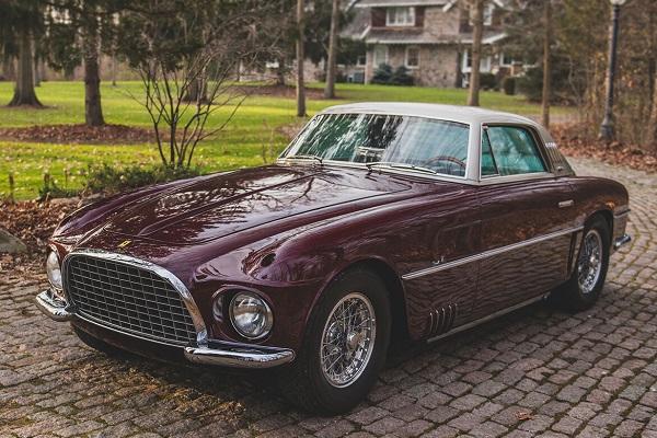 Ferrari 375 America Coupé Vignale de 1954