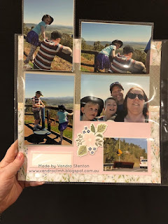 #CTMHVandra, #ctmhSweetGirl, Flip Flap, scrapbooking, pocket scrapbooking, flowers, holiday, travel, Butterflies, hearts, Pink,