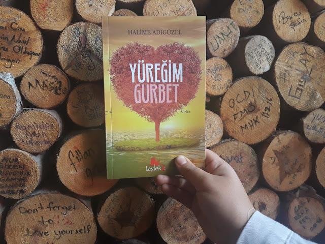 Yüreğim Gurbet, Halime Adıgüzel, Kırmızı Leylek Yayınları
