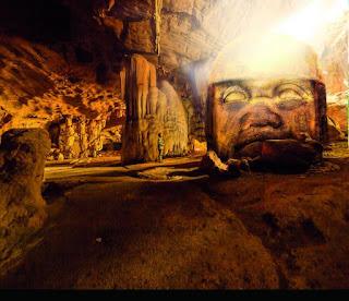 de la Cueva de Los Tayos (Equador)