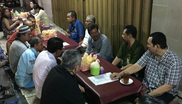 Tommy Soeharto Makan Gudeg