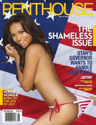 Download Penthouse Magazine July August 2016 PDF