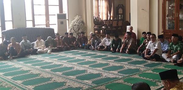 Berkumpulnya Para Tokoh PPP Di Kediaman Hamzah Haz