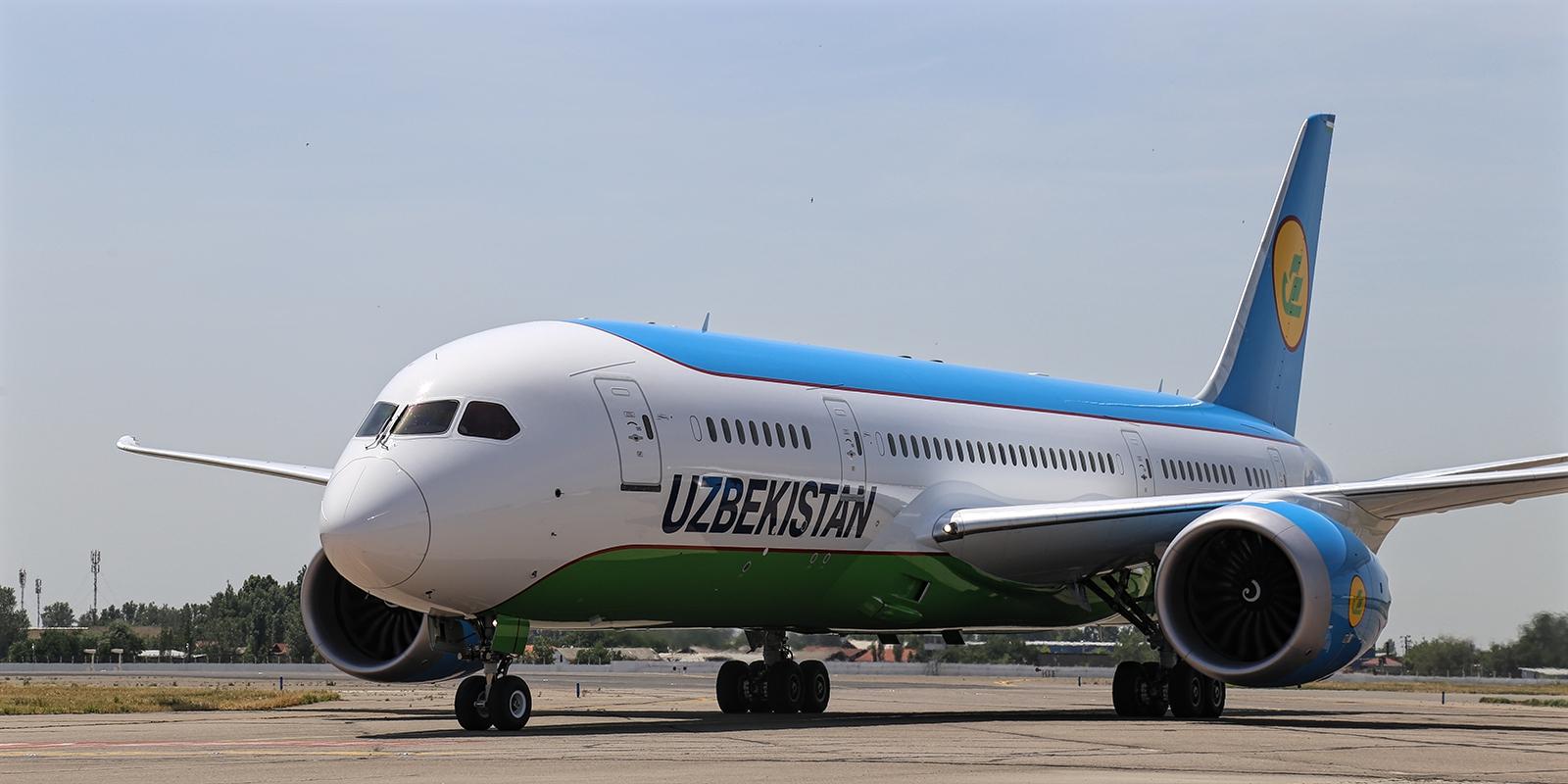 Uzbekistan Airways Boeing 787-8 Dreamliner October 2018 Delivery