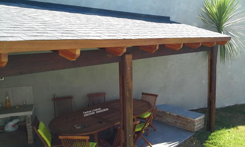 Techos livianos 24825508 099920839 for Techos de tejas para patios exteriores