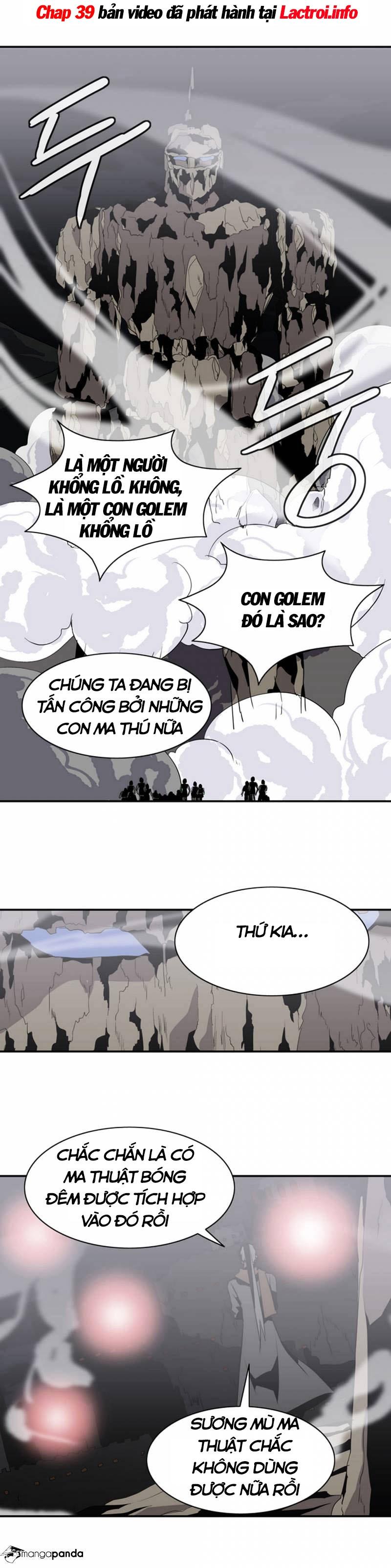 Ảo Mộng Vương chap 36 - Trang 13