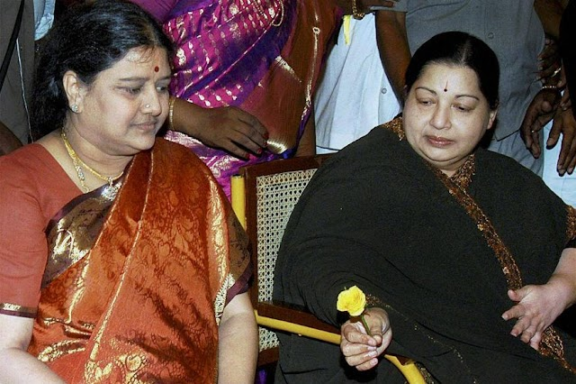 854. Ten reasons why Sasikala is the right candidate to become CM