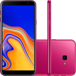 Samsung Galaxy J4 Plus Rosa