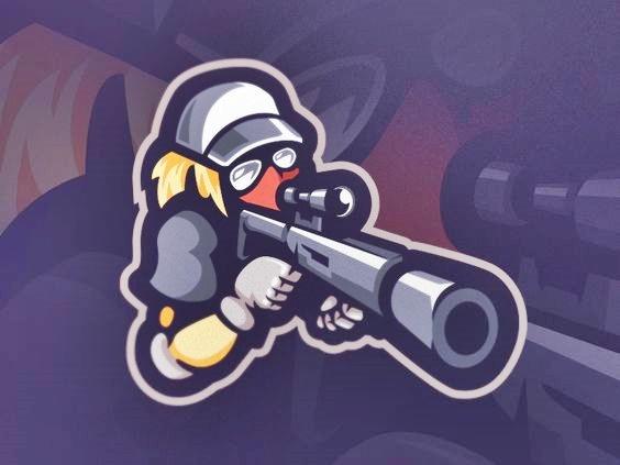 logo team game PUBG mobile