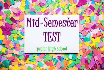 Contoh Soal UTS Kelas IX Semester Ganjil Bahasa Inggris