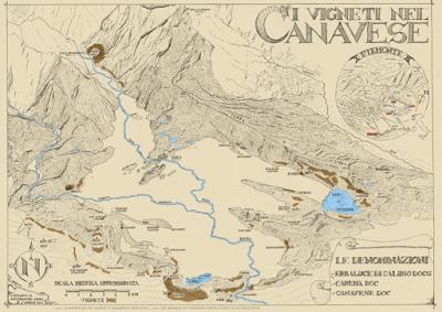 canavese areale vino denominazioni