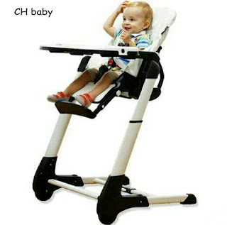 CH Baby Chair - Kids High Seat with Dinning Tray