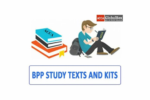 [ALL] - BPP Study Texts | F1 to P7
