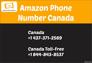 Amazon Phone Number Canada