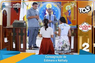 TOP 5 - Momento da Consagração a Nossa Senhora