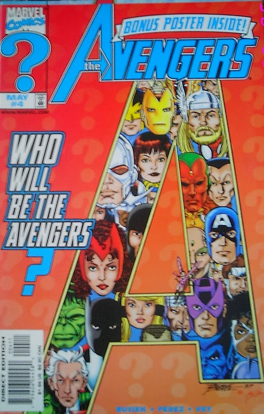 THE AVENGERS VOL3 4