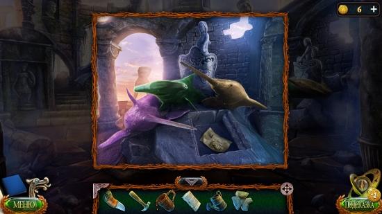 ставим на свои места пилу, меч и молот в игре затерянные земли 4 скиталец