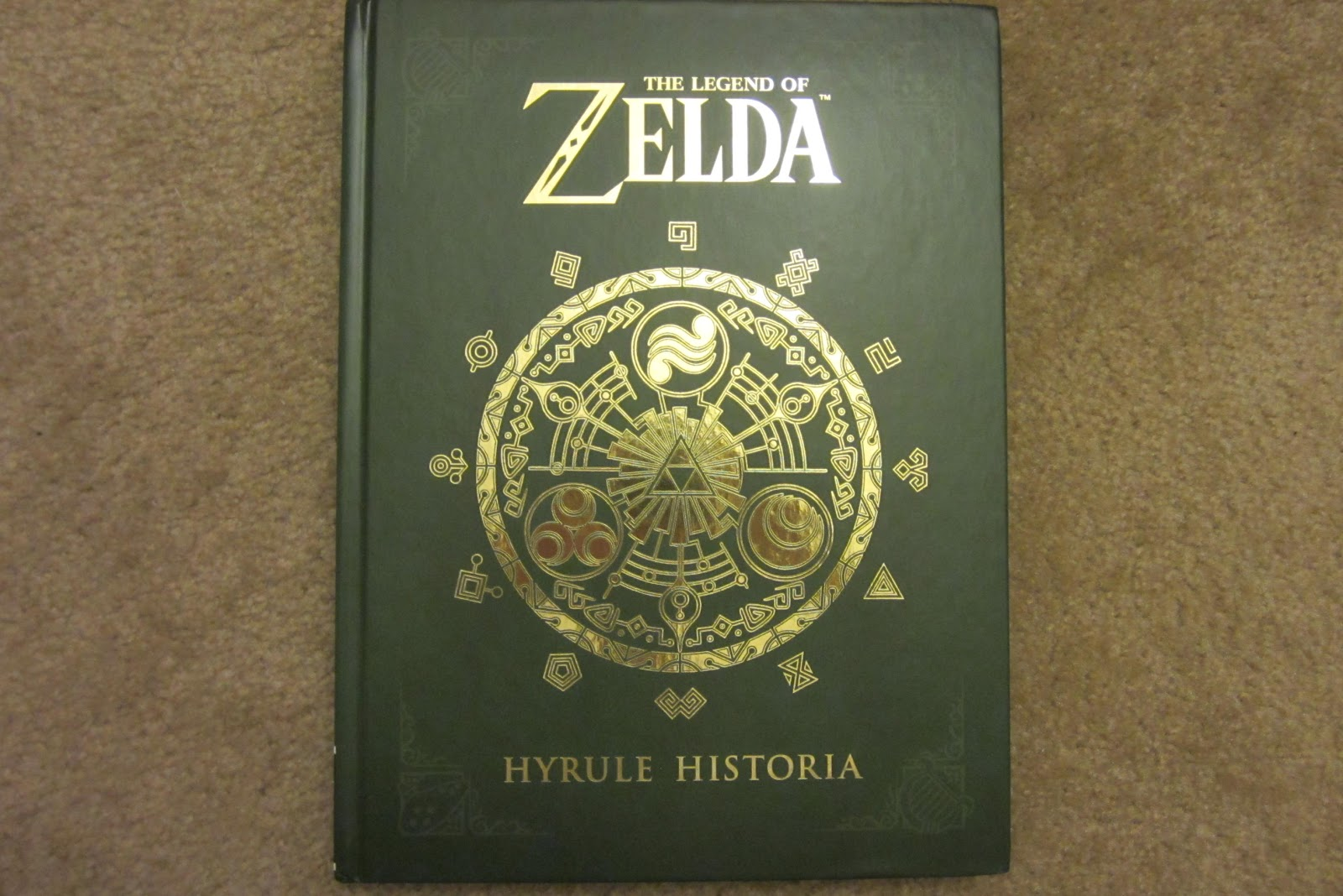 Library Is My Second Home Hyrule Historia