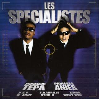 Les Specialistes - Les Specialistes (1999) [FLAC+320]